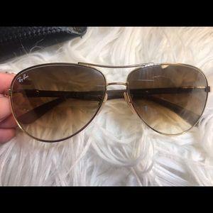 Used ladies ray ban sunglasses